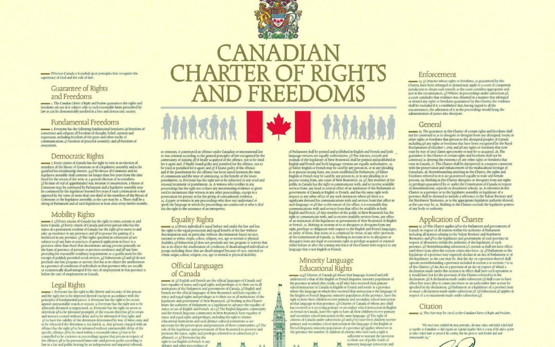 Troubling Times North and South – More on Canada, COVID, Lockdowns and Defiance