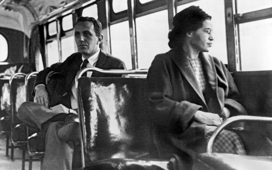"""""""Rosa Parks and James Coates: Are They Riding the Same Bus?"""""""