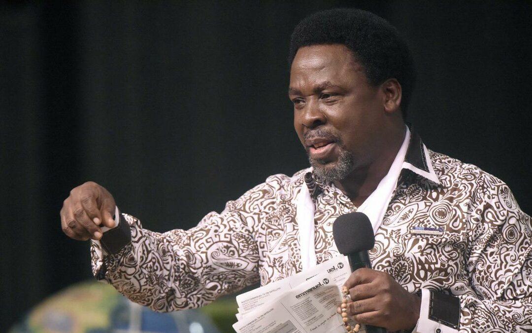 The Prophet Has Died! Nigeria's T. B. Joshua dead at 57!